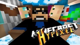 PLAYING DIFFERENT MINECRAFT MINI-GAMES ON HYPIXEL AGAIN CUZ IT'S NEAT