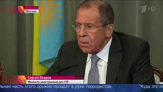 Лавров расценивает обстрел посольства РФ в Сирии как теракт