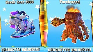 ОБЗОР HOVER GOAT-3000 / Plants vs Zombies: Garden Warfare 2