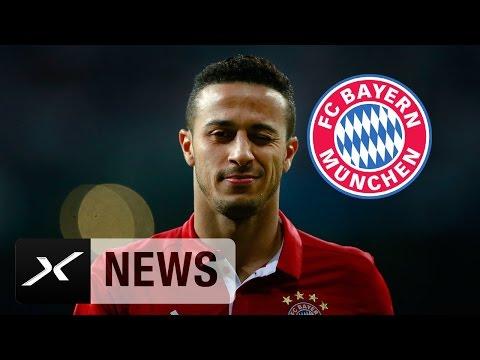Bayern oder Nix! Thiago verlängert bis 2021 | FC Bayern München