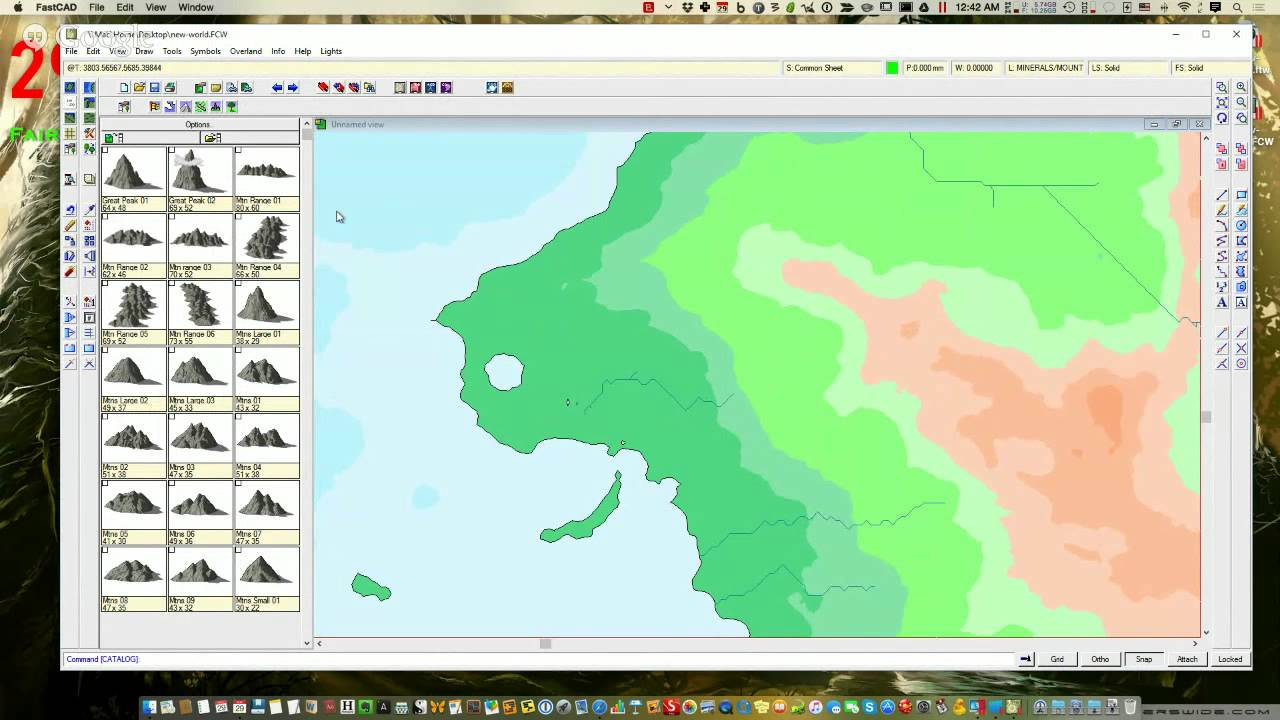 Fantasy world building using cartography map making apps youtube fantasy world building using cartography map making apps gumiabroncs Choice Image