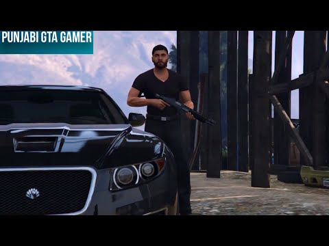 Nagni (Full Video) GTA 5 Version  | Shree Brar | Latest Punjabi Song 2017