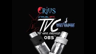 OBS Crius RTA Review On TVC