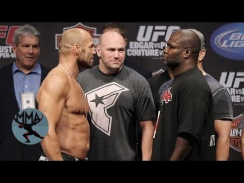 MMA&Boxing | Randy Couture vs James Toney (MMA vs Boxing)