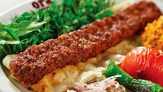 Турецкая Кухня - Пальчики Оближешь! CAPITOL CAFE ASTANA