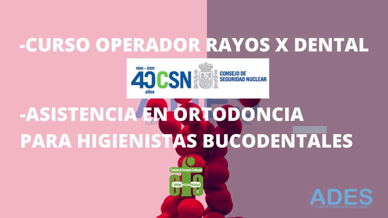 Curso Actualización en Implantología