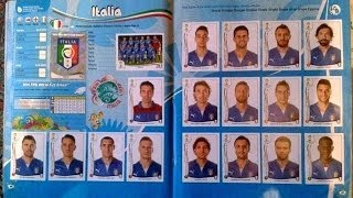 PANINI FIFA WORLD CUP 2014 STICKER ALBUM - Complete!