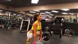 Lower Body Workout (Sumo Squats)