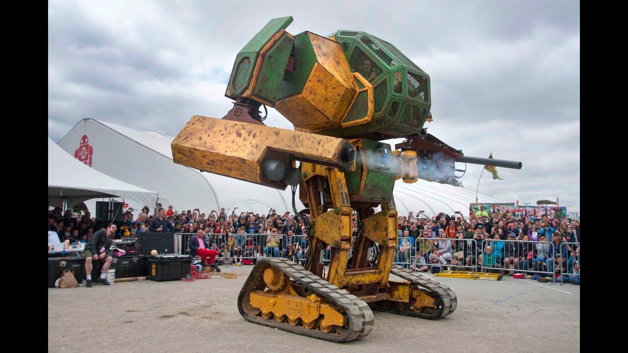 Peleas De Robots Los Nuevos Gladiadores Nobbot