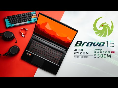 Who Is This AMD Notebook FOR?  MSI Bravo 15 Review