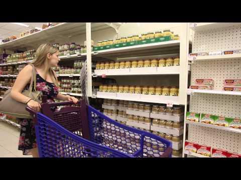 Tentation dans les supermarchés: aménagement et placement des produits