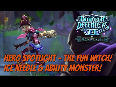 DD2 Hero Spotlight - The Fun Witch V2.0!