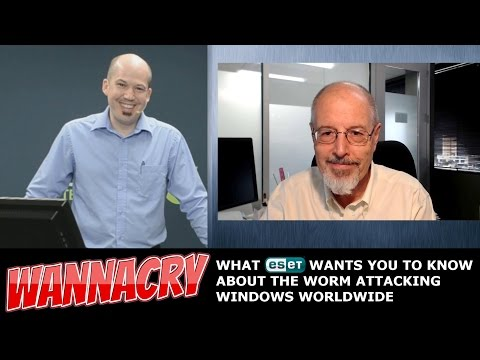 WannaCry - What ESET Wants You To Know About The Worm Attacking Windows Worldwide