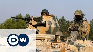 С кем на самом деле Турция воюет в Сирии