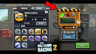 HILL CLIMB RACING 2 NEW SCRAP YARD / 1.15.0 UPDATE
