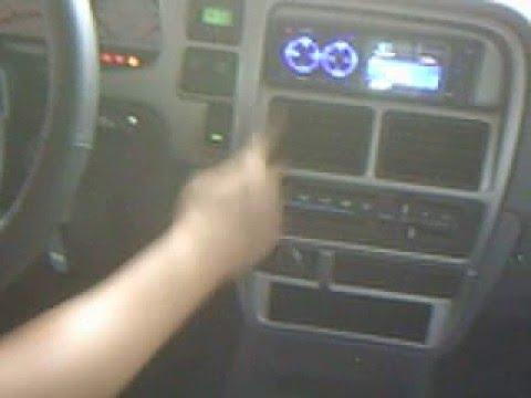 isuzu sportivo 2007 Crosswind Isuzu SUV