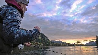 Fly Fishing the Columbia River by Todd Moen