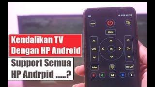 Cara Merubah HP ANDROID Menjadi REMOTE TV - 100 Work screenshot 1
