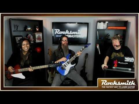 Rocksmith Remastered -- 80s Mix III -- Live from Ubisoft Studio SF