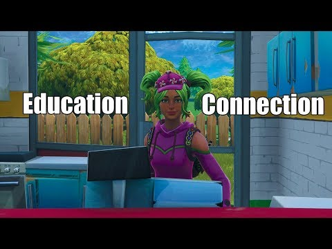 Fortnite - Education Connection