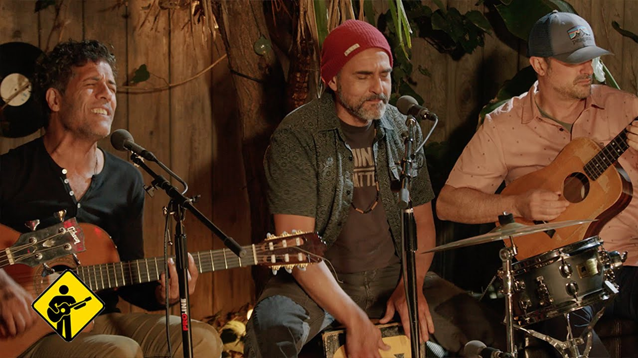 Mark's Park EP4: Latin Night featuring Los Pinguos   Playing For Change