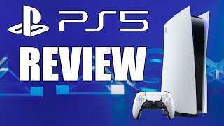 PlayStation 5 Review - A Truly Stunning Next-Gen Console (Video Game Video Review)