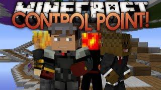 Minecraft Mini Game: Control Point! w/ Jerome, Preston, & Brice!
