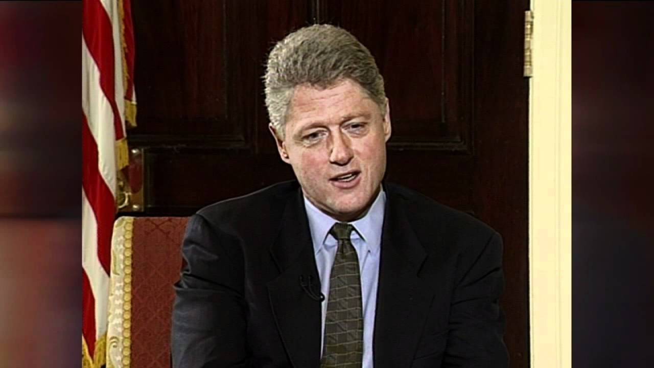 Jorge ramos interview with bill clinton 1994 youtube - Bill clinton years in office ...