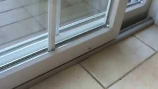 How Fix Sliding Door Sticks