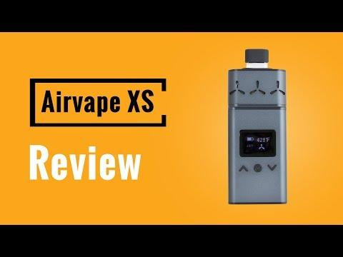 AirVape XS Review – Vapesterdam