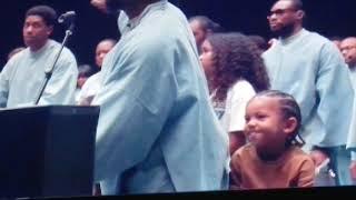 Kanye West Jesus is King Sunday Service