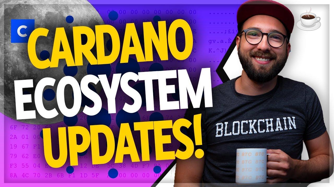 Cardano Goguen, Enjin coin, NFT, Bitcoin Price, UniLend & more // Crypto Over Coffee ep.58