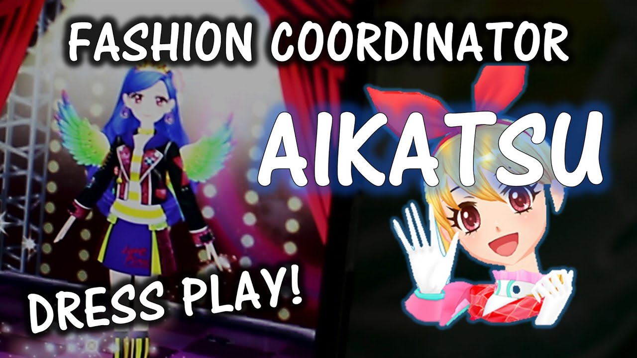 Aikatsu Dress Play Fashion Coordinator Aikatsu