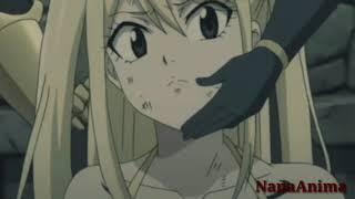 AMV|Нацу и Люси|《Смерть Люси》(Грустный аниме клип)