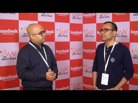 Amitabh Bhattacharya at All About Music | Exclusive interview with bandook