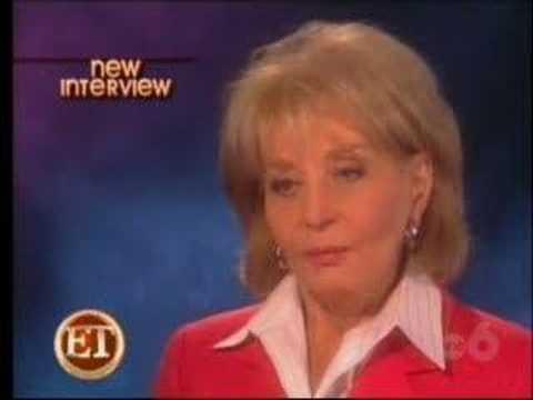 Star Jones on Barbara Walters' Book (5/7/08)