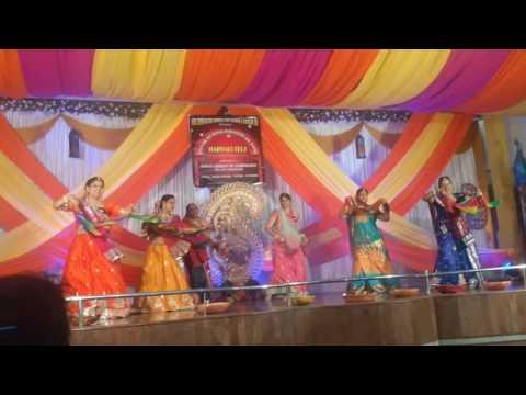 Shrawan hariyali teej dance celebration