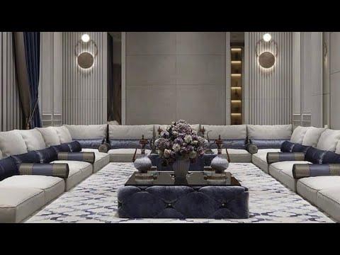 الجلسات العربيه المودرن 2021 مجالس جلسه مع المصمم عبدالحميدالبحباح Youtube