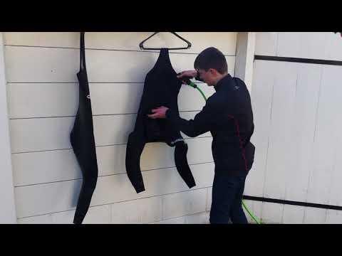 TUTO - Comment rincer sa combinaison de chasse sous-marine ?
