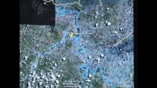 Google Earth Philippine Tour Part 1