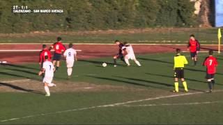 Calenzano-S.Marco Avenza 2-2 Promozione Girone A