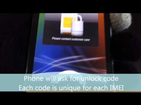 How To Unlock T-Mobile HTC Amaze 4g using Unlock Code Full Tutorial