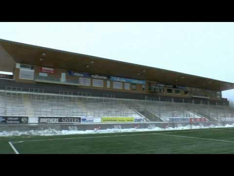 Örebro best sport city in Sweden 2011