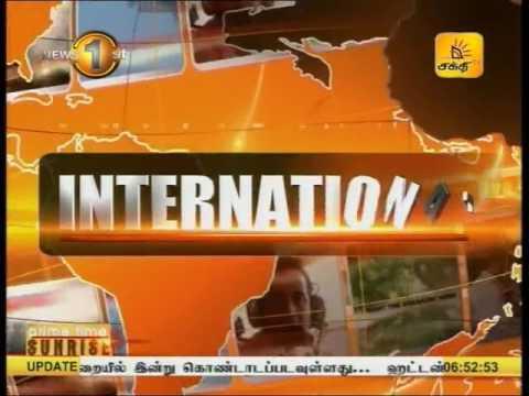News1st Prime Time News Sunrise Shakthi TV 09th January 2017