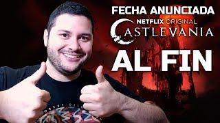 Finalmente: FECHA para la TEMPORADA 2 - Castlevania Netflix