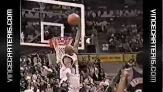 Repeat youtube video Top 100 Vince Carter Dunks