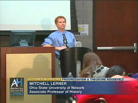 Lectures in History: The Roots of Progressivism