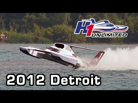 2012 H1 Unlimited Detroit Gold Cup