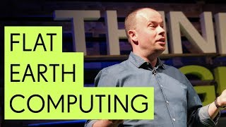 Flat Earth Computing - Mike Taulty, Microsoft Hololens