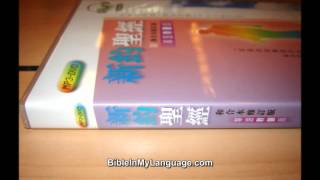Mandarin Audio New Testament - Revised Chinese union Version / MP3 Format